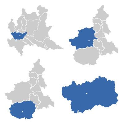 Blindoserr - Milano, Torino, Aosta e Cuneo