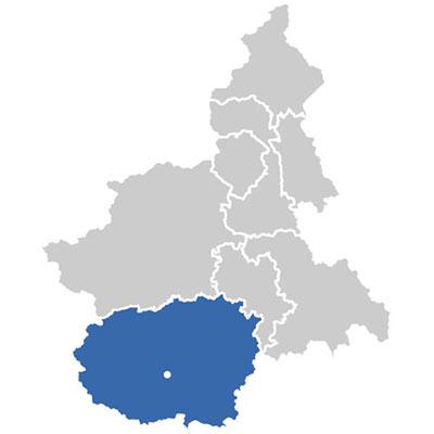 Dove trovarci in provincia di Cuneo